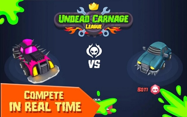 Undead Carnage League андроид