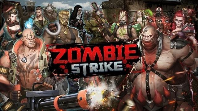 Zombie Strike скачать