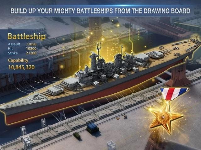 Battleship Empire андроид