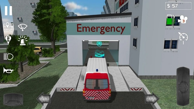 Emergency Ambulance Simulator читы