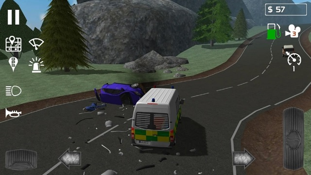 Emergency Ambulance Simulator скачать