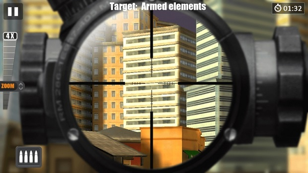 FPS Shooting Master андроид