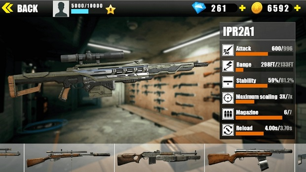 FPS Shooting Master читы