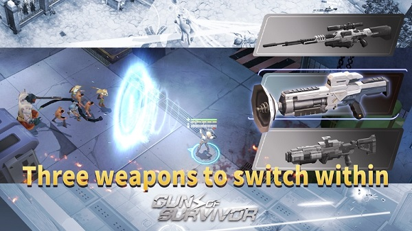 Guns of Survivor андроид