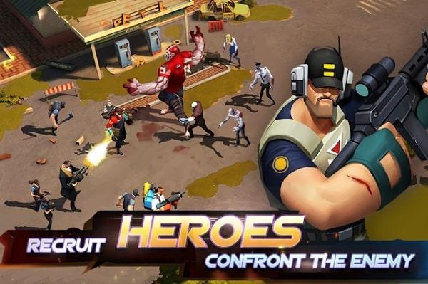 Hero Z мод