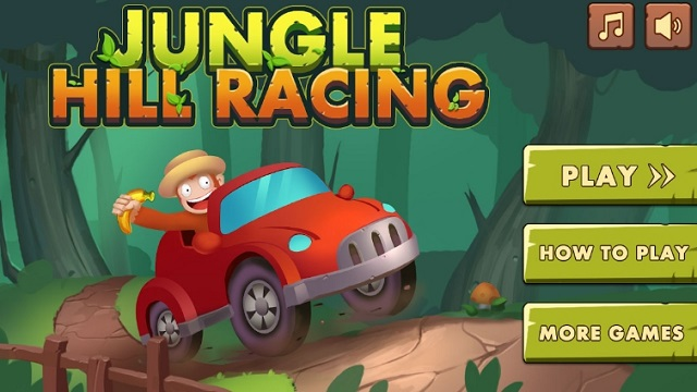 Jungle Hill Racing скачать