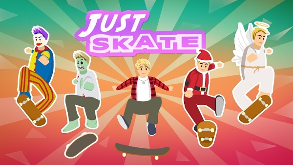 Just Skate мод