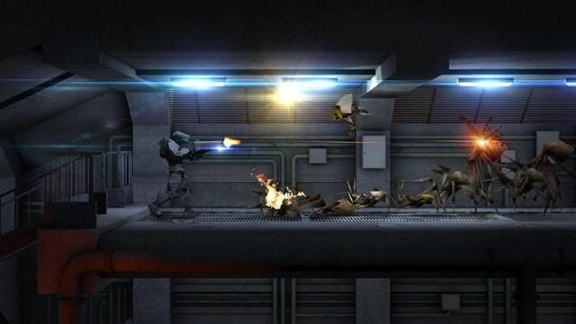 Metal Ranger андроид