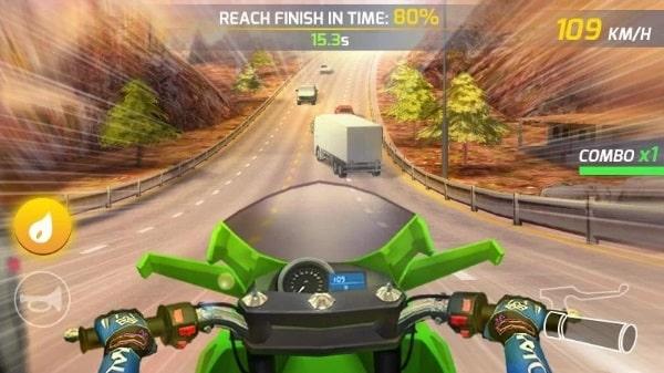 Moto Highway Rider мод