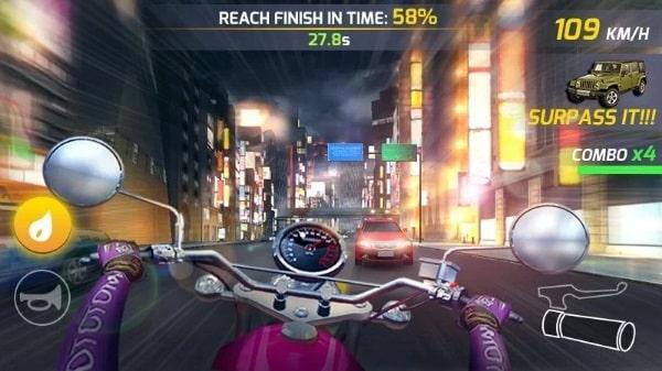 Moto Highway Rider скачать