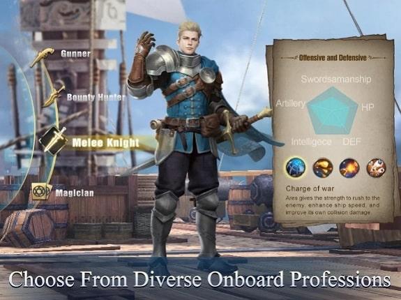 Ocean Legend андроид