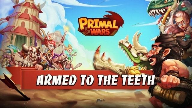 Primal Wars скачать