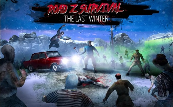 Road Z Survival скачать