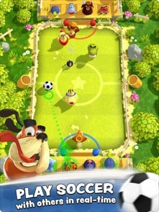 Rumble Stars Soccer скачать