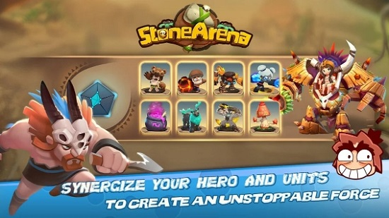 Stone Arena андроид