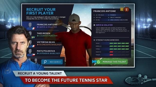 Tennis Manager 2018 скачать