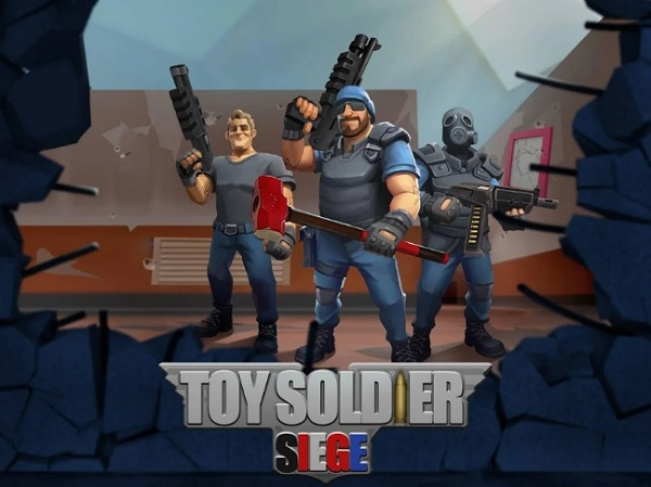 Toy Soldier Siege скачать