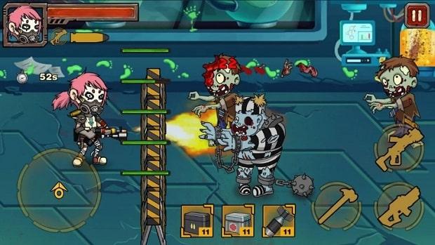 War of Zombies андроид