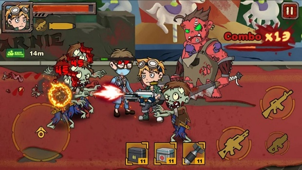 War of Zombies читы