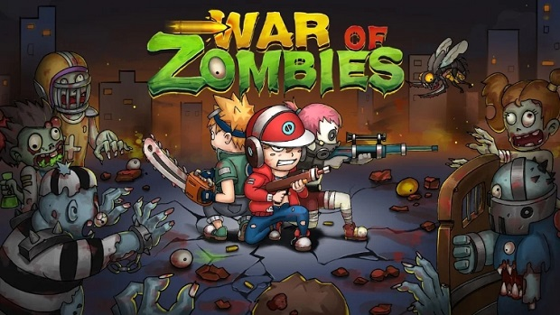 War of Zombies мод