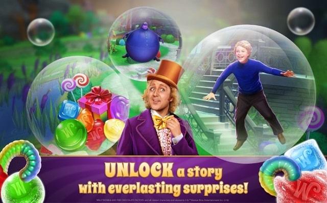 Willy Wonka's Sweet Adventure мод