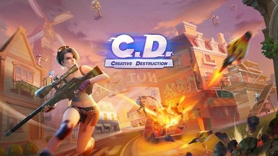 Creative Destruction скачать