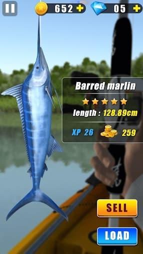 Дикая рыбалка андроид