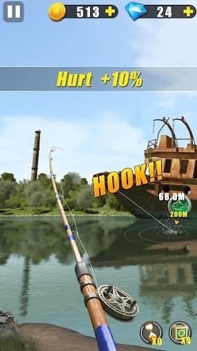 Дикая рыбалка скачать