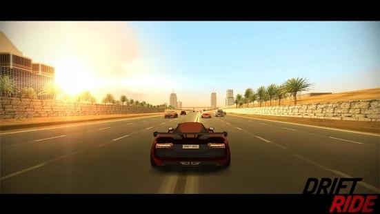 Drift Ride мод