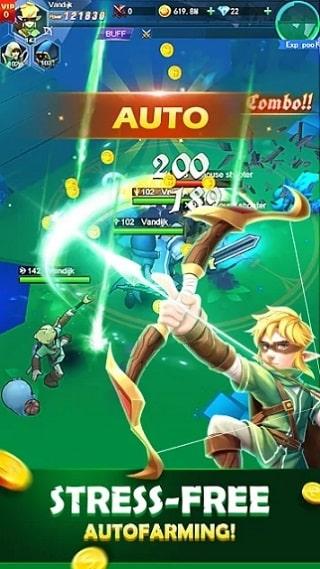 Dungeon Warrior андроид