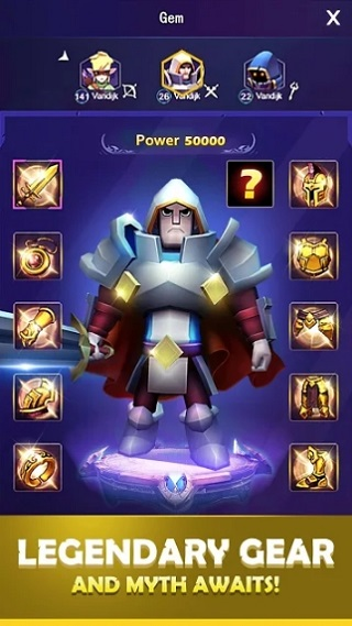 Dungeon Warrior читы