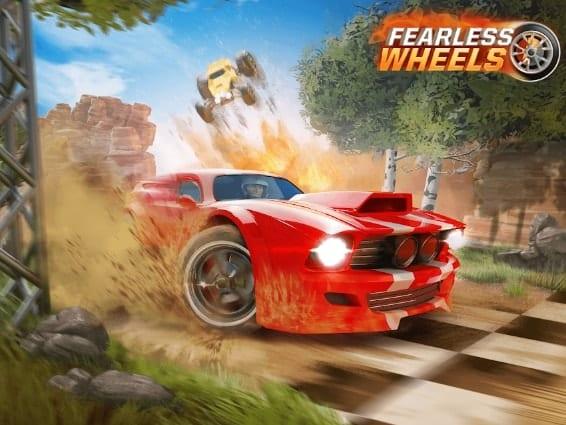 Fearless Wheels мод