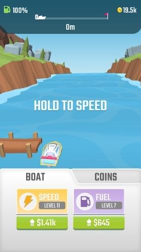 Flippy Boat читы