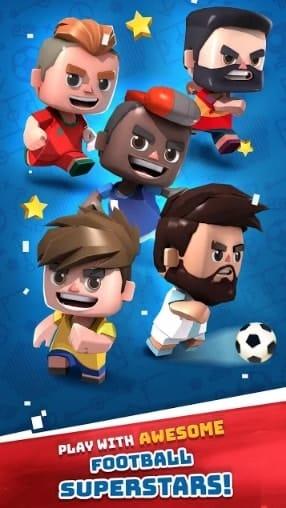 Football Cup Superstars мод