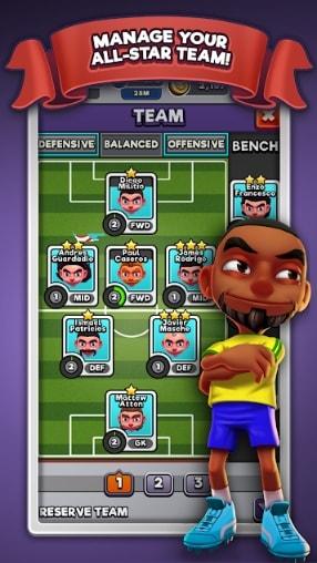 Football Fred андроид
