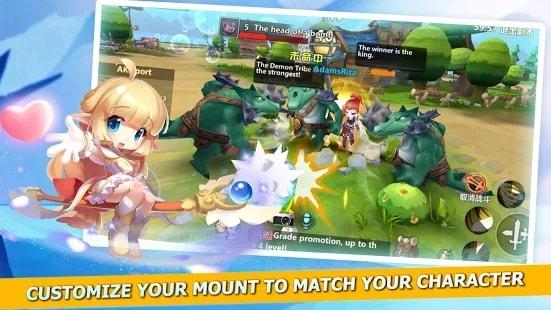 Luna Fantasy андроид