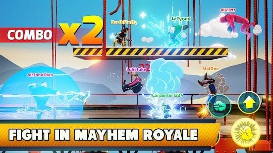 Mayhem Combat скачать
