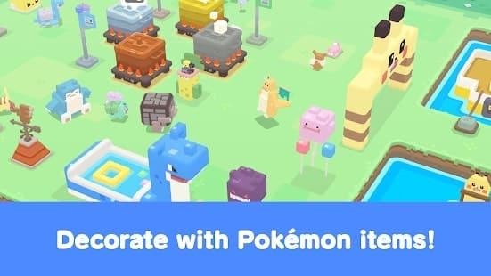 Pokémon Quest читы