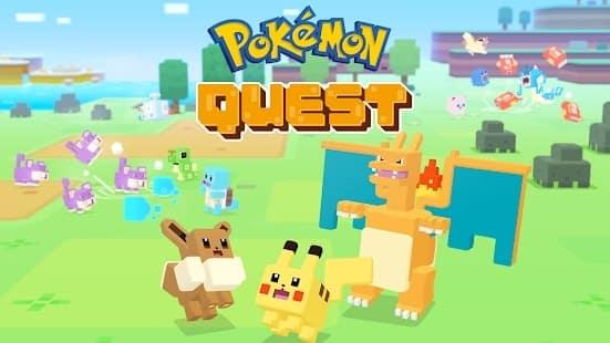 Pokémon Quest скачать