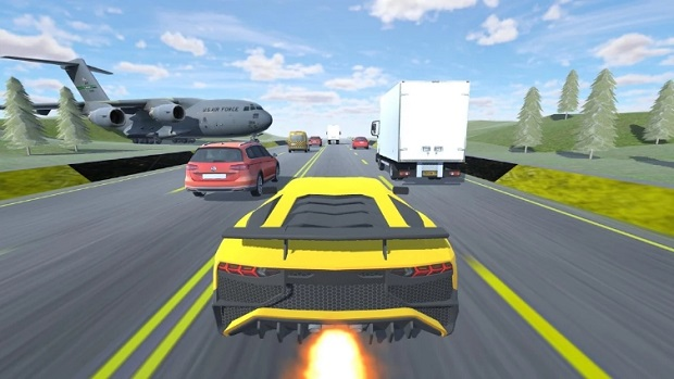 Racing in Car Limits читы