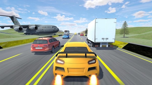 Racing in Car Limits скачать