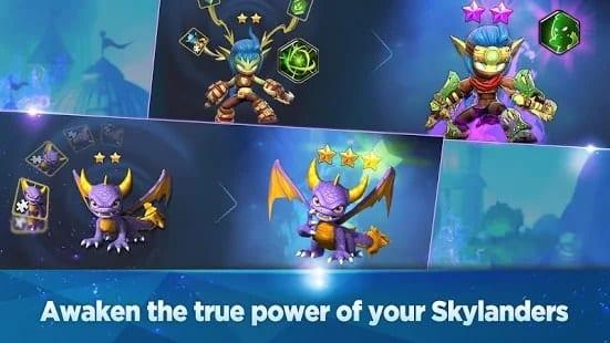 Skylanders Ring of Heroes андроид