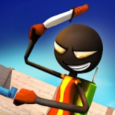 Stickman Knife Revenge взлом