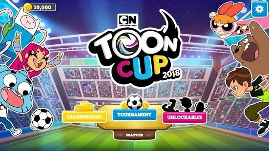 Toon Cup 2018 скачать