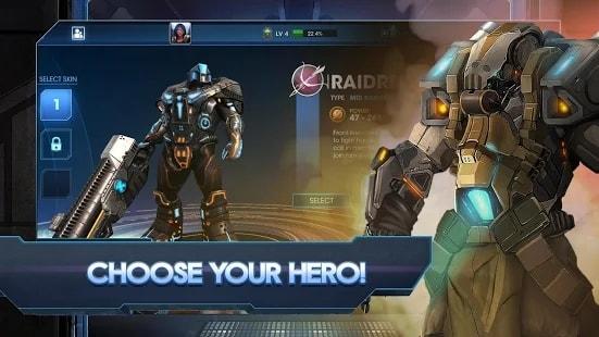 Wargate: Heroes скачать
