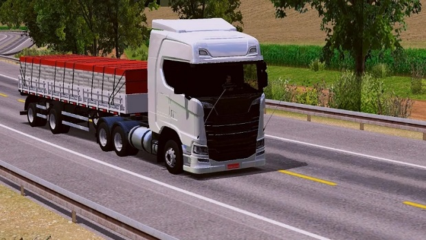 World Truck Driving Simulator читы