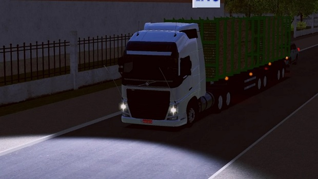 World Truck Driving Simulator мод