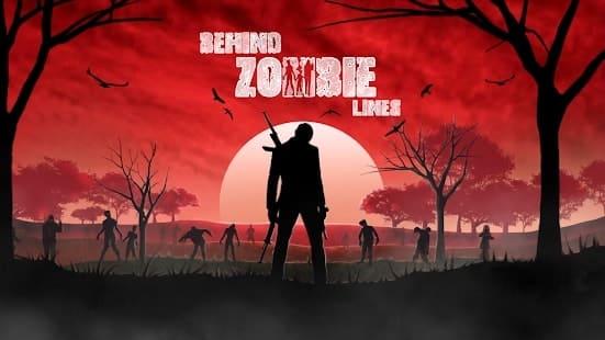 Behind Zombie Lines скачать