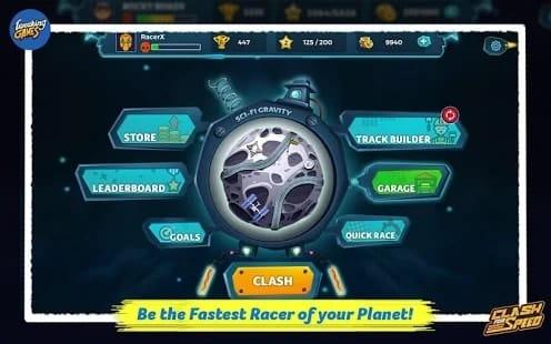 Clash for Speed андроид