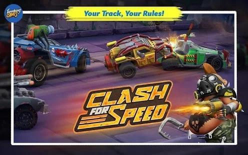 Clash for Speed скачать